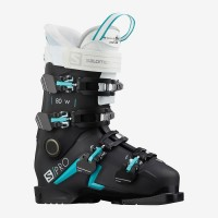 Salomon S/Pro 80W (Black/Scuba Blue) - 21